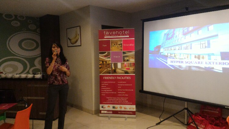 General Manager Favehotel Hypersquare Aty Fadjariaty