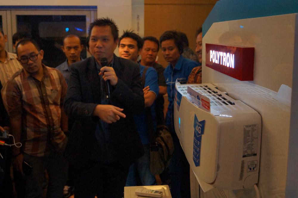 Peluncuran AC Neuva Polytron / Destinasi Bandung