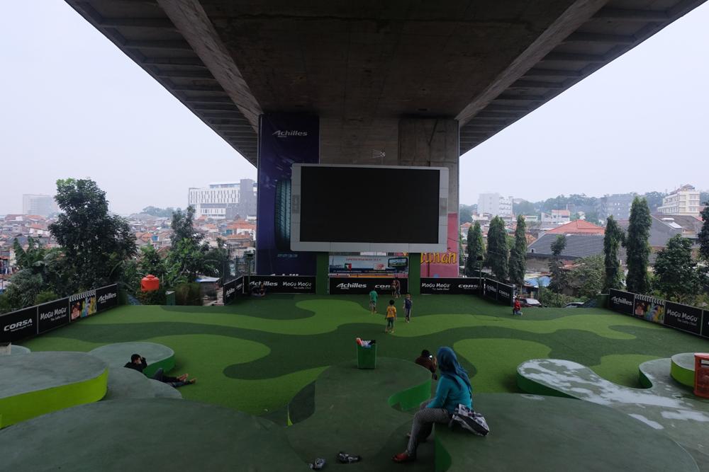 Taman Film / Destinasi Bandung