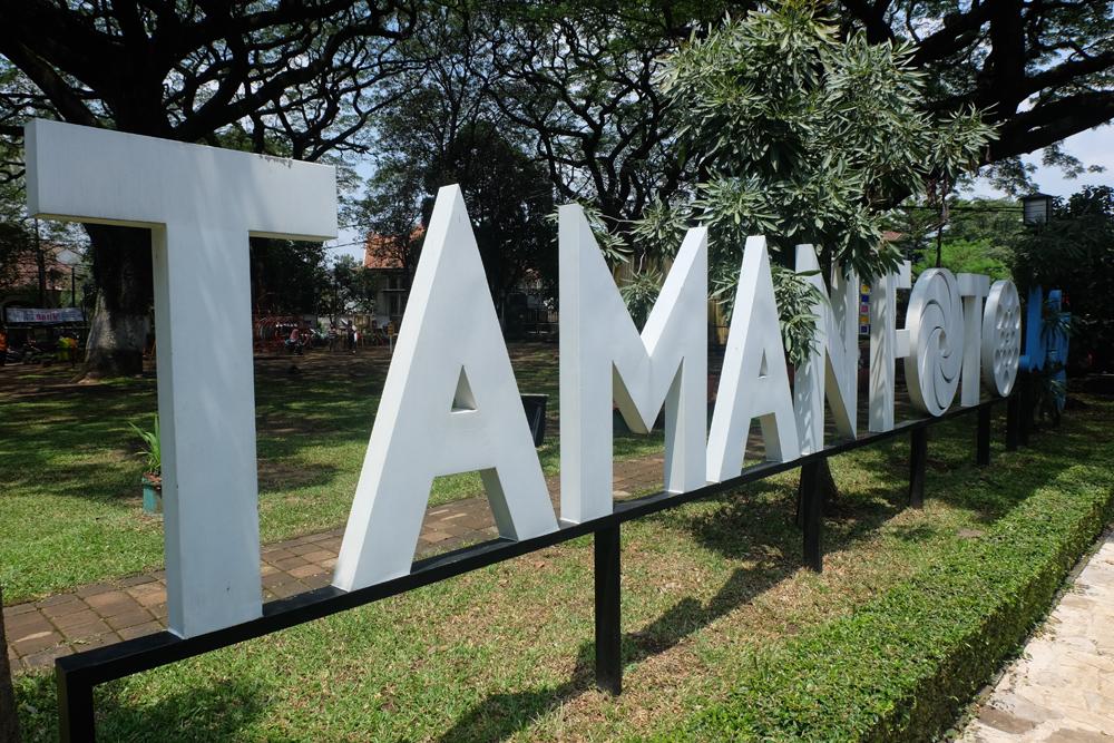 Taman fotography / Destinasi Bandung