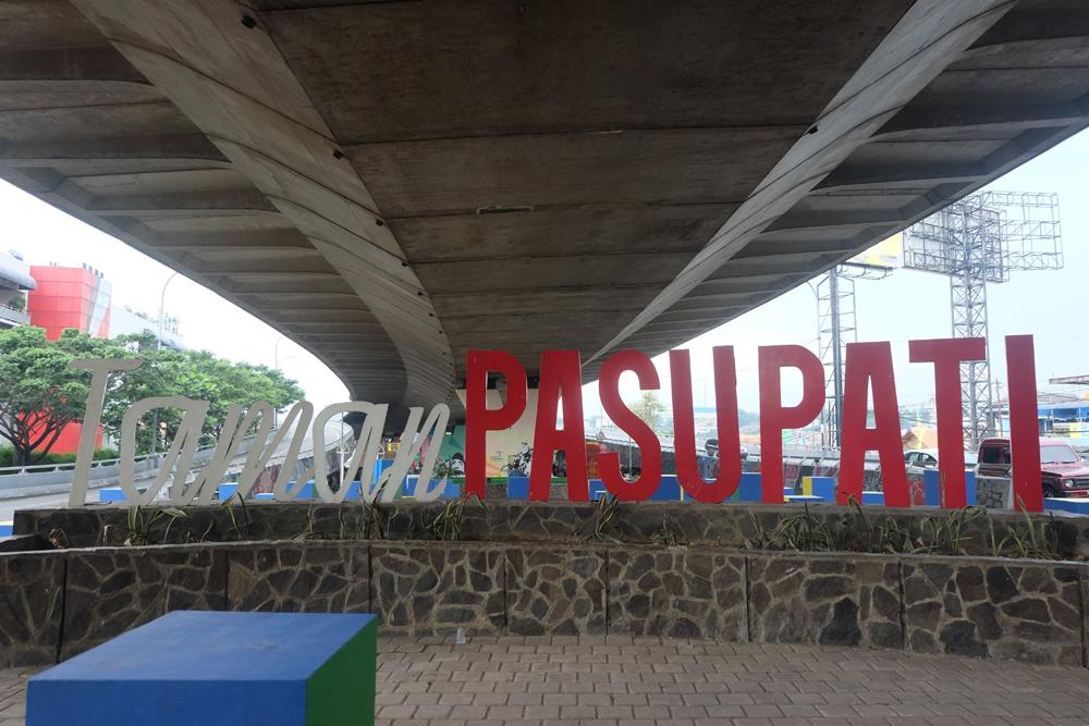 Taman Jomblo ( Pasupati ) / Destinasi Bandung