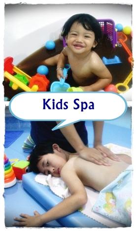 Baby kids n spa