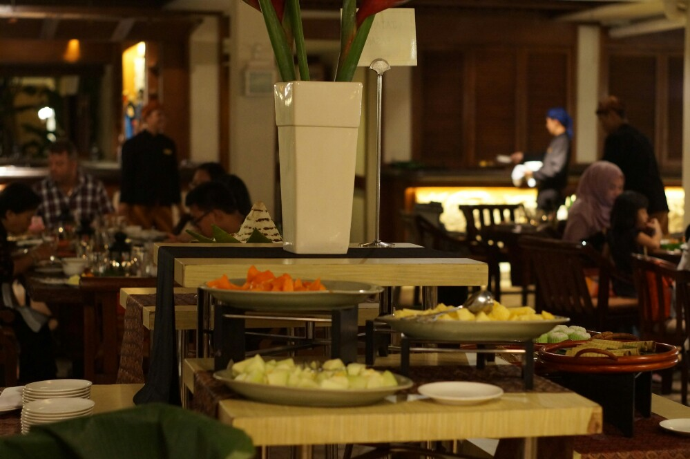 Swarga Loka Restaurant Aryaduta Hotel Bandung / Destinasi Bandung