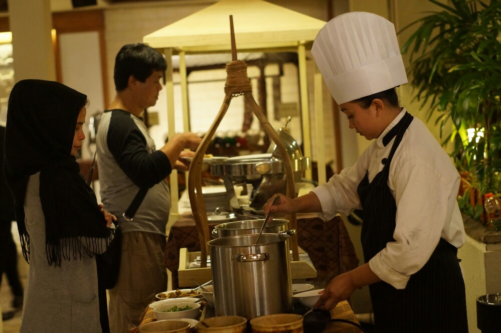 Swarga Loka Restaurant / Destinasi Bandung