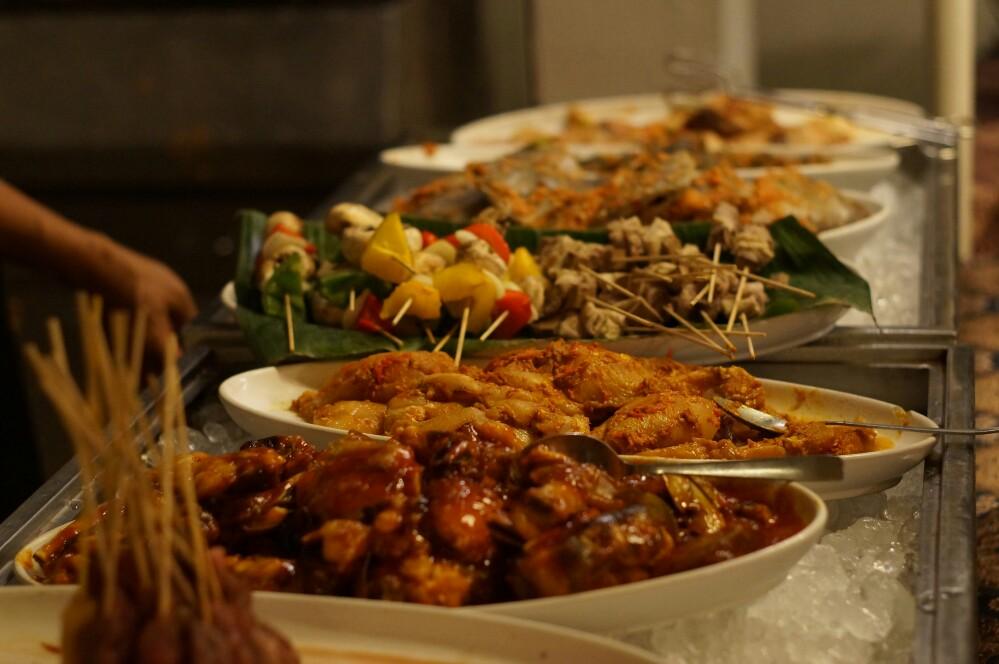 Swarga Loka Restaurant  Aryaduta Hotel / Destinasi Bandung
