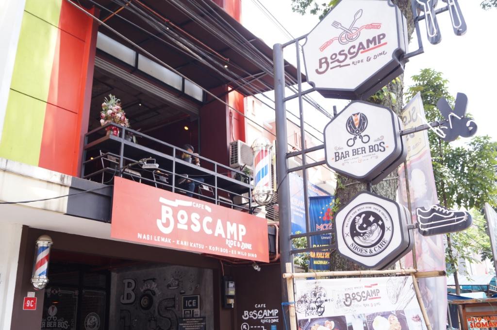 Boscamp / Destinasi Bandung