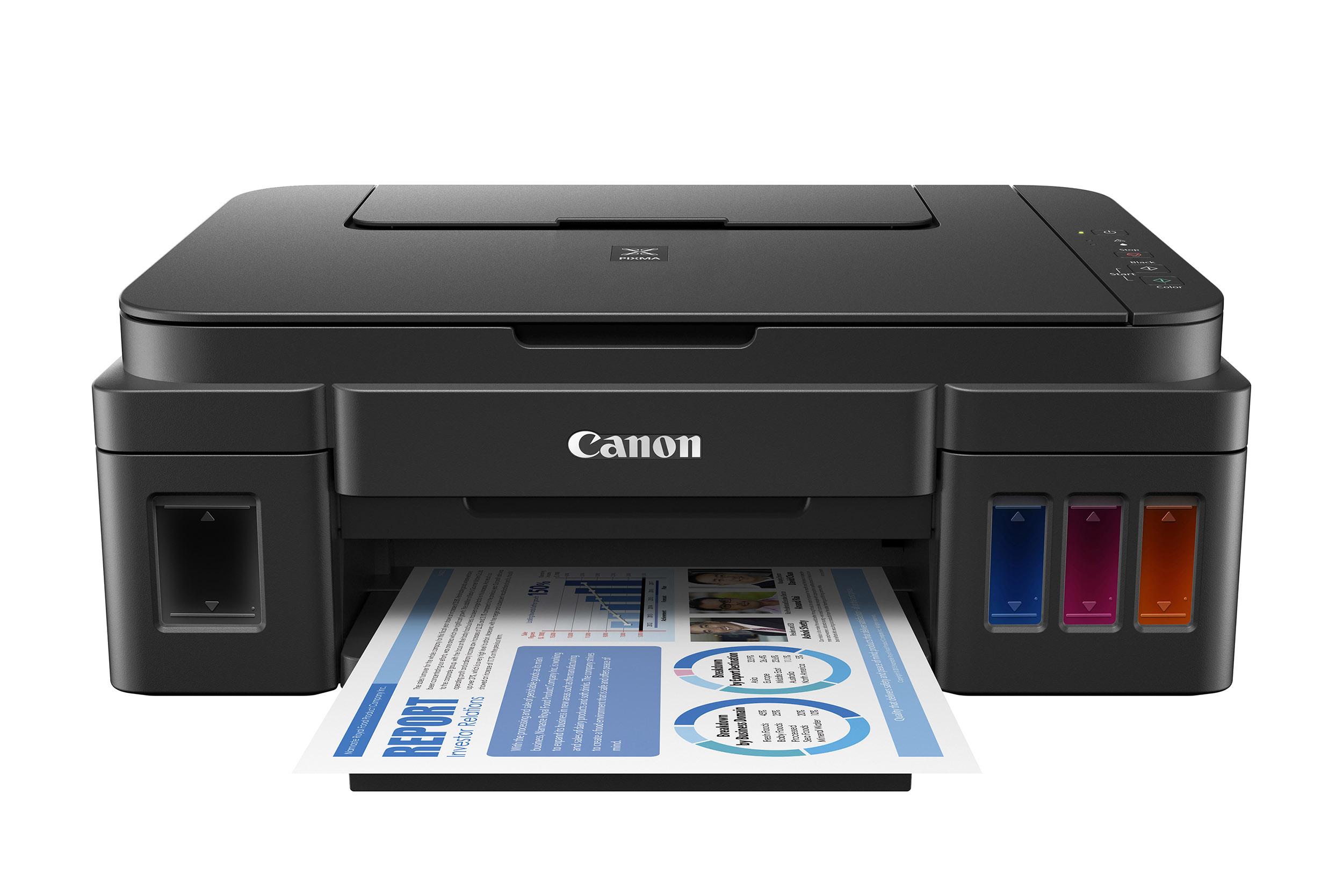 Peluncuran printer Canon Pixma seri G