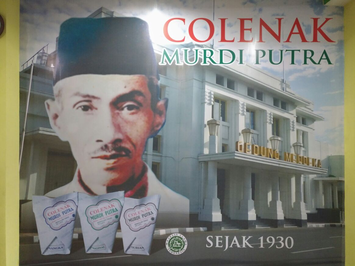 Colenak Murdi Putra / Destinasi Bandung