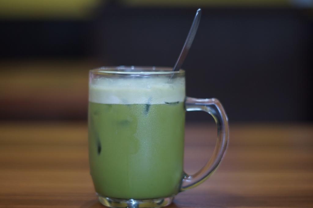 Thai tea / Destinasi Bandung