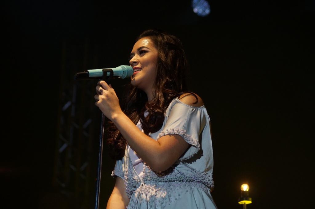 Konser Raisa Handmade / Destinasi Bandung