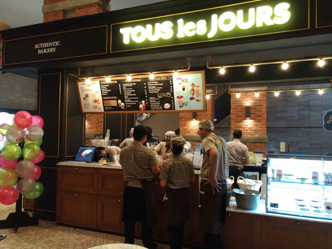 Launching Tous Les Jours PVJ