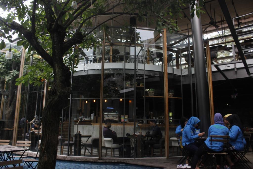 One Eighty Cafe / Destinasi Bandung