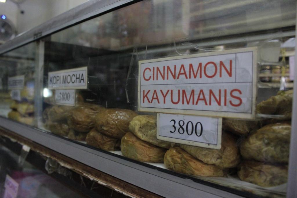 Roti sidodadi / Destinasi Bandung