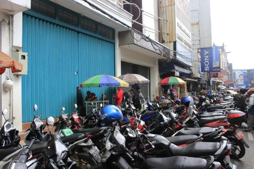 Jalan ABC / Destinasi Bandung