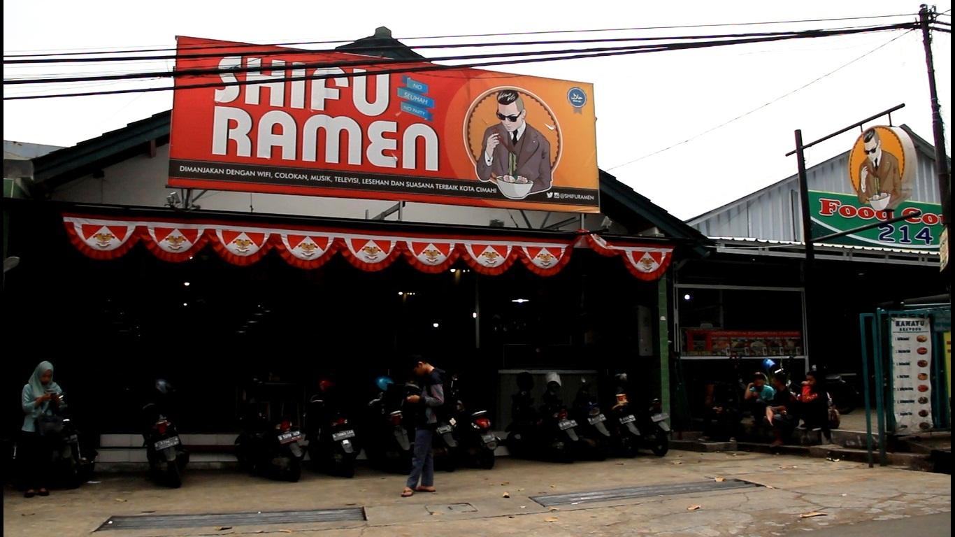 Shifu Ramen / Destinasi Bandung