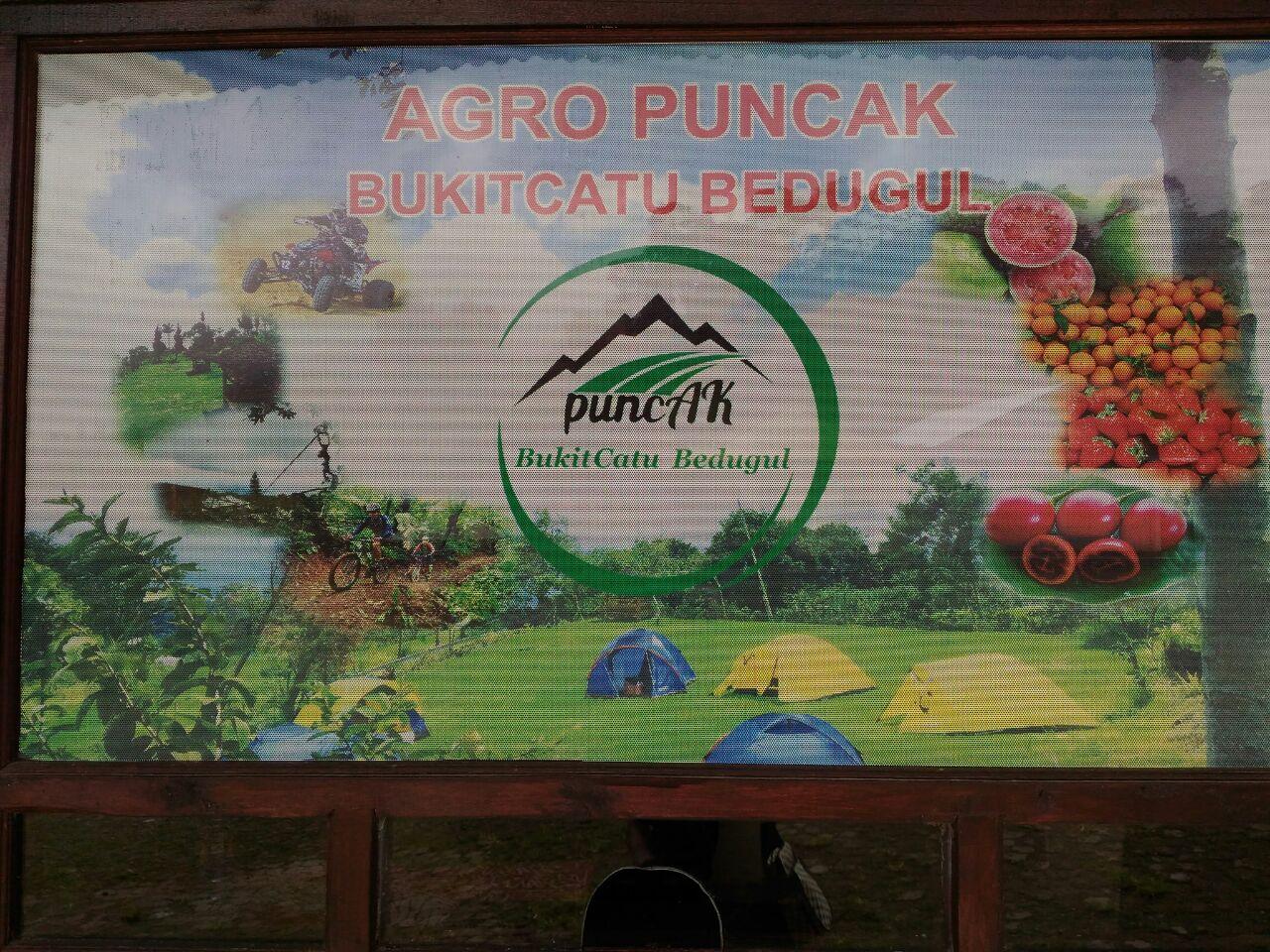 Wisata agro pecatu bedugul / Destinasi Bandung