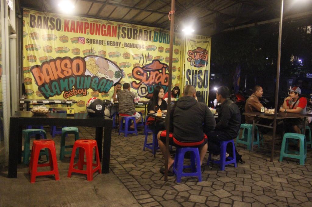 Surabi Durian Geboy / Destinasi Bandung