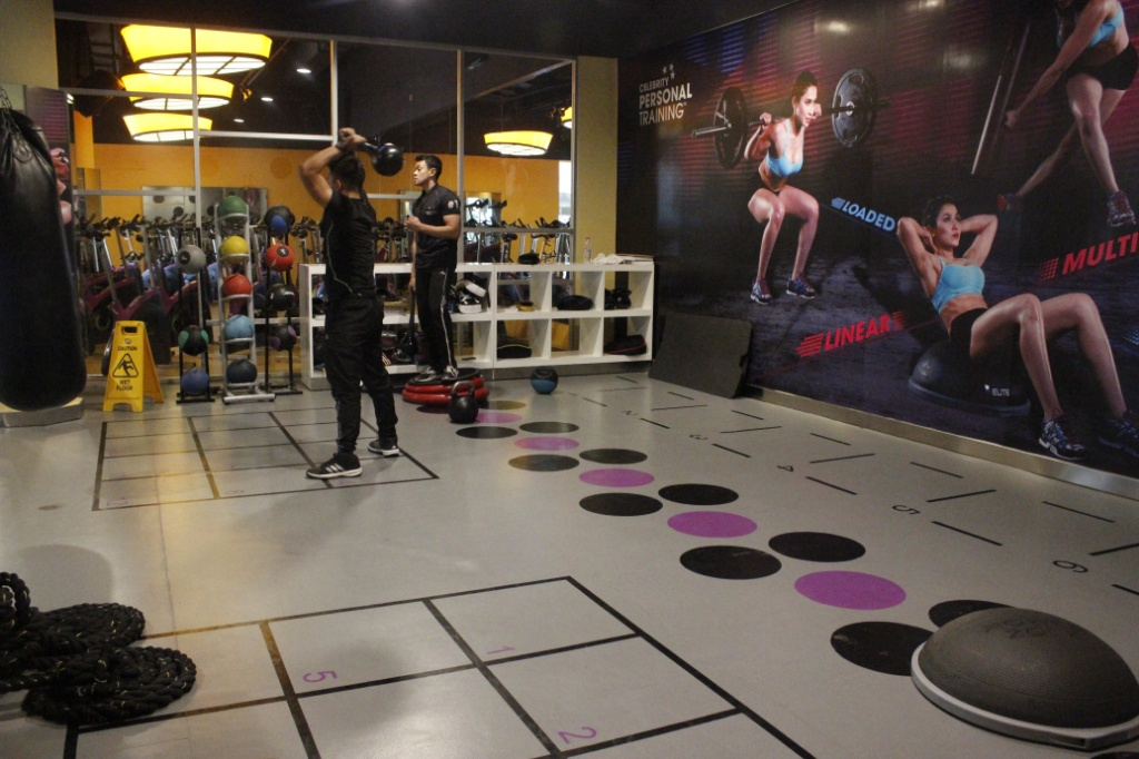 Celebrity Fitness / Destinasi Bandung