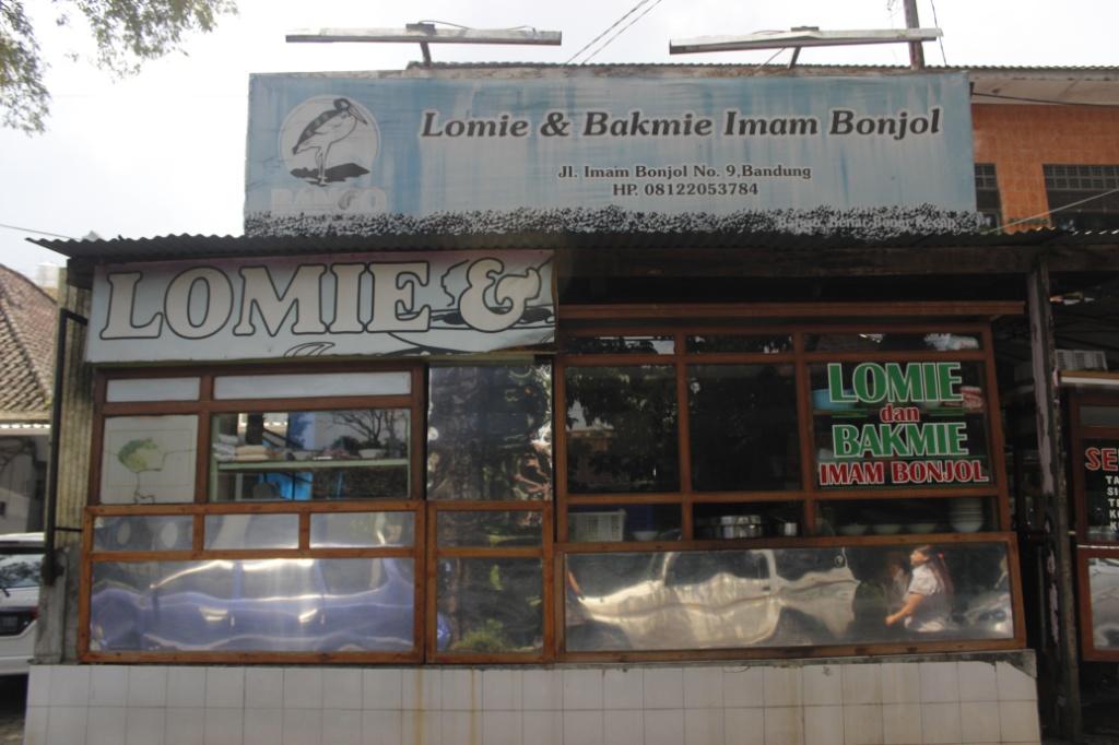 Lomie Imam Bonjol / Destinasi Bandung