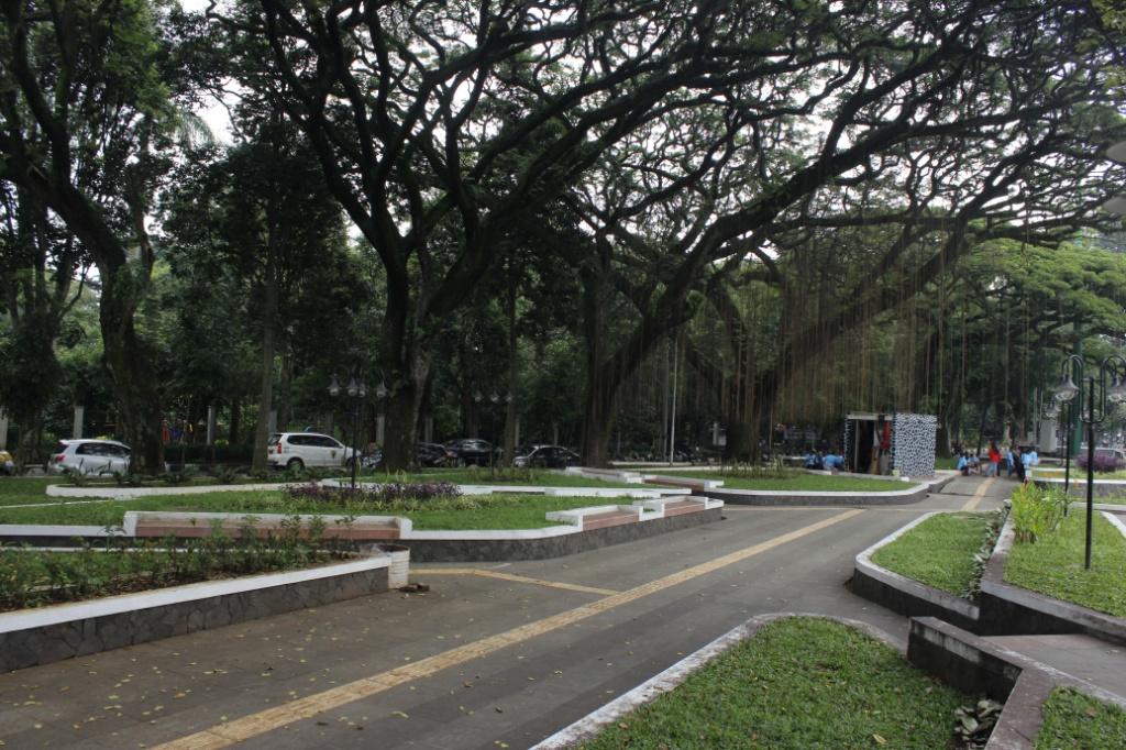 Taman Saparua / Destinasi Bandung