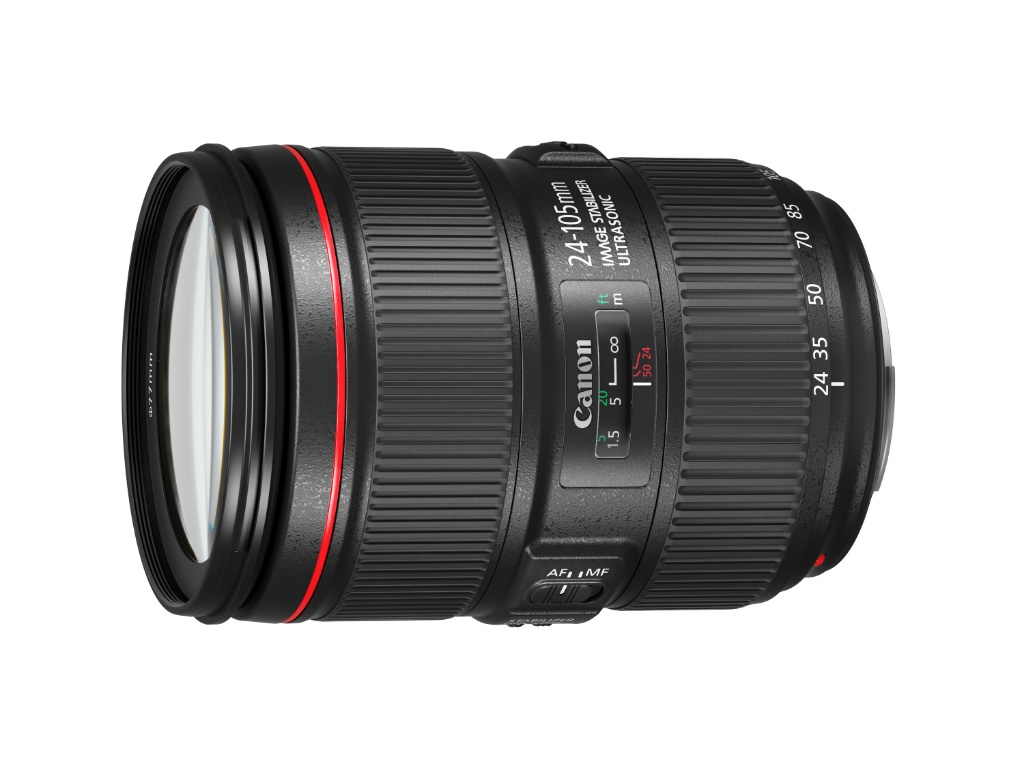 F 24-105mm f/4L IS II USM