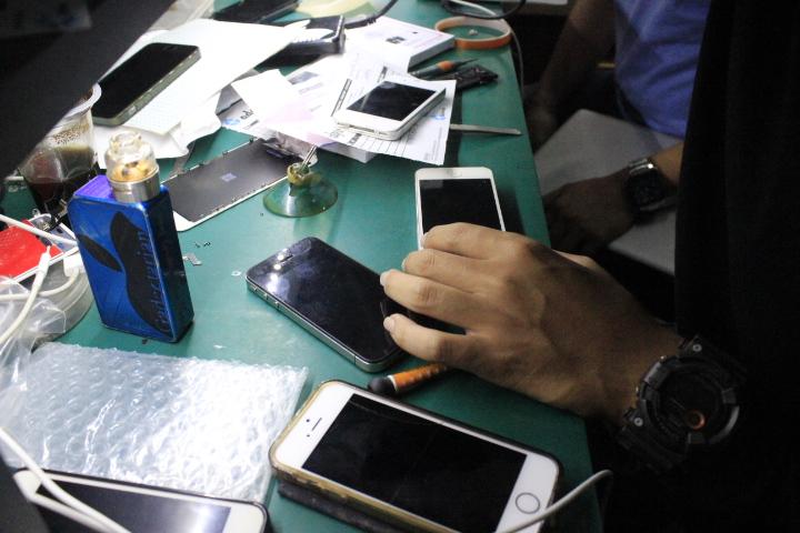 Gadgetarian Apple /Destinasi Bandung