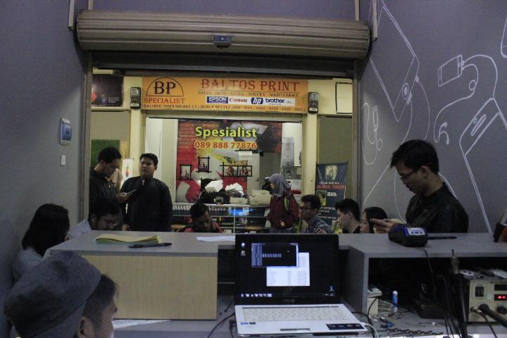 Gadgetarian Apple / Destinasi Bandung