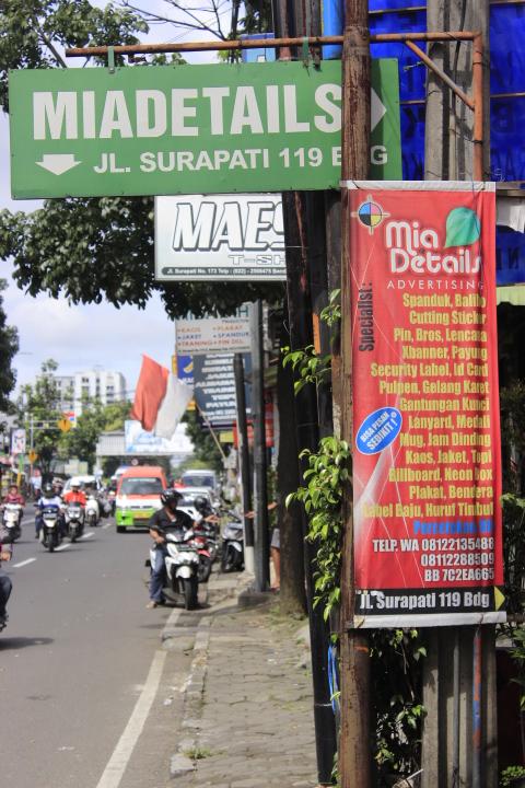 Jalan Suci / Destinasi Bandung
