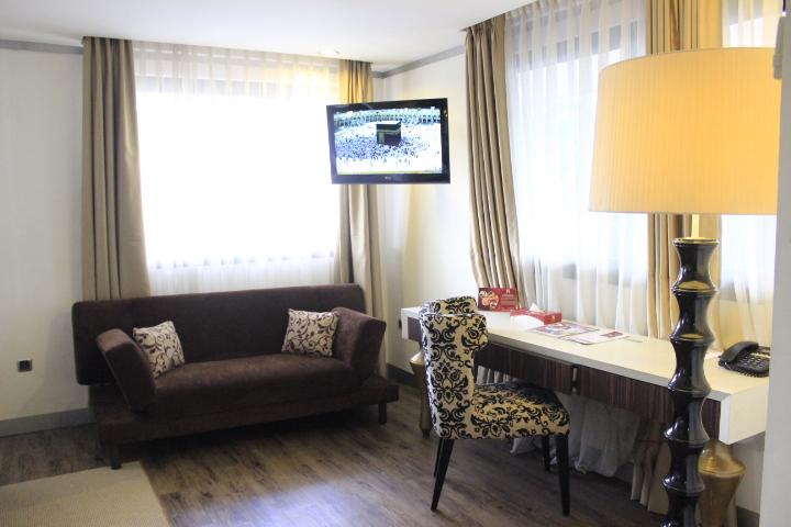 The Naripan Hotel / Destinasi Bandung