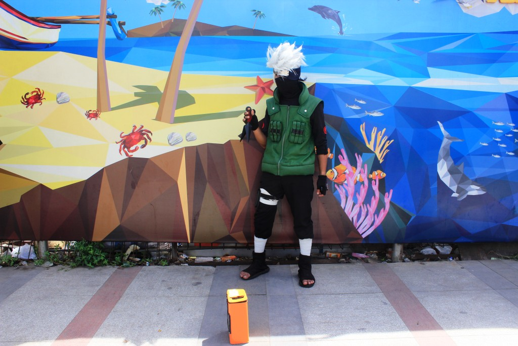 Cosplay superhero / Destinasi Bandung