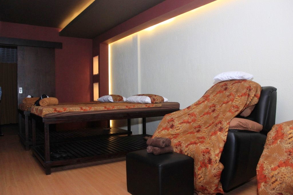 Nest reflexiology & spa / Destinasi Bandung