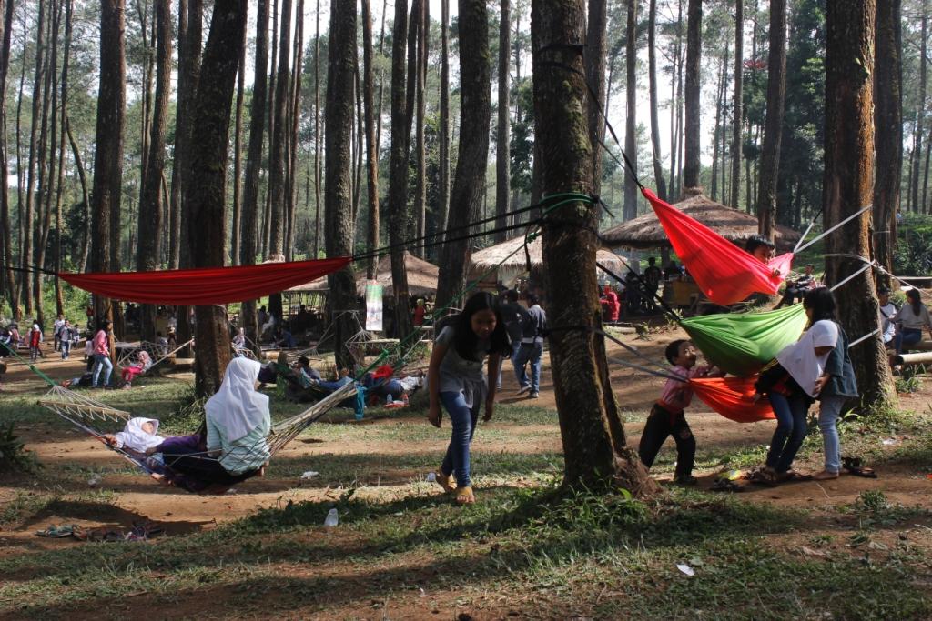 Wisata Hammock / Destinasi Bandung