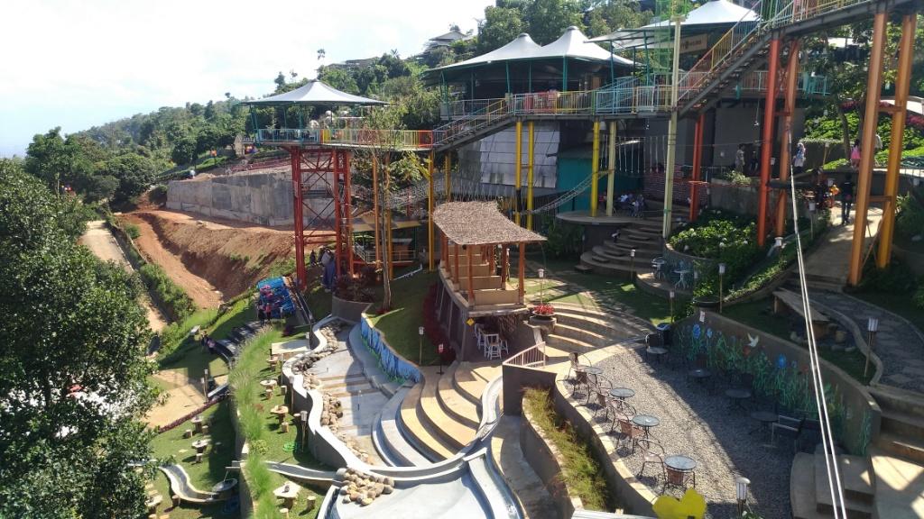 Ddieuland Perpaduan Tempat Wisata Kuliner Dan Bermain Di Bandung