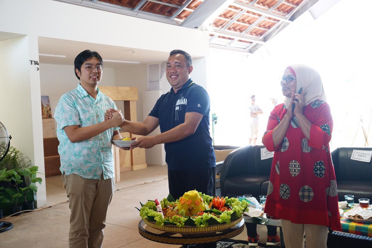 Vida Bekasi Perkenalkan Pasar Nontunai Pertama Di Indonesia