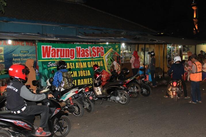 Gurihnya Ayam Goreng SPG Ditambah Sambel Pedasnya, Mantaap | Destinasi  Bandung
