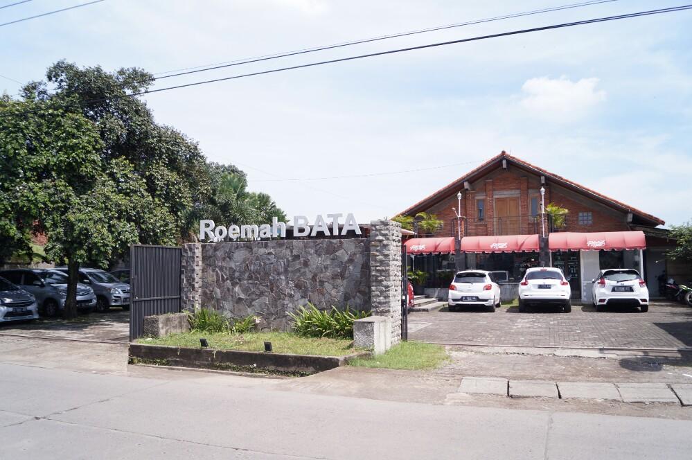 Roemah Bata / Destinasi Bandung