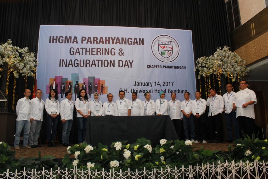 IHGMA Chapter Parahyangan Siap Majukan Pariwisata Jawa Barat
